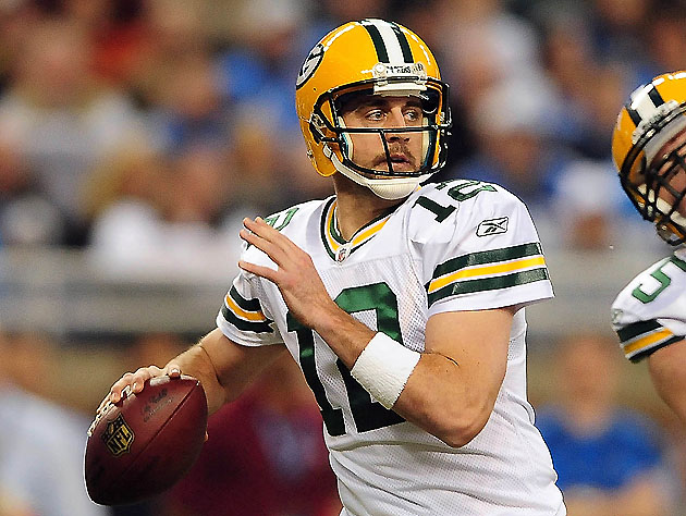 He's highly skilled, this Rodgers dude (US Presswire)