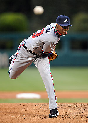 Julio Teheran (Getty Images)