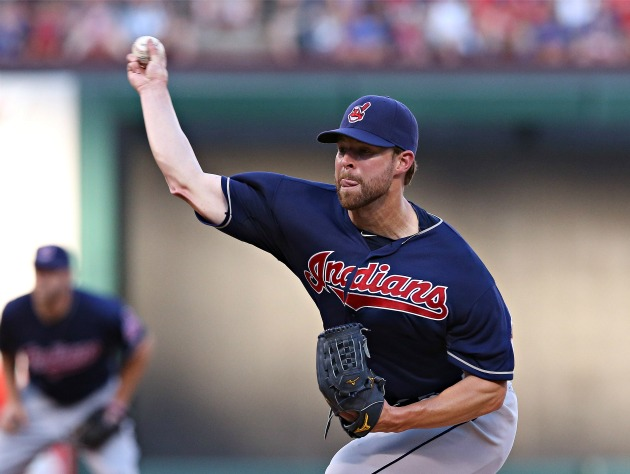 Fantasy owners should be salivating if Kluber is still available in your league (USAT)