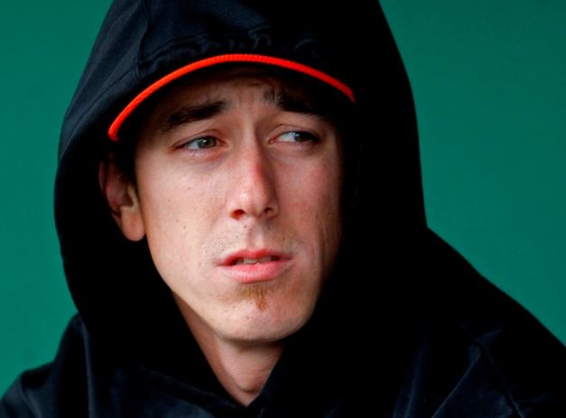 Lincecum sorrowful spring start has investors concerned. (USAT)
