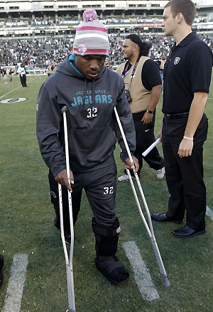 MJD probably won't help you anytime soon (AP Images)