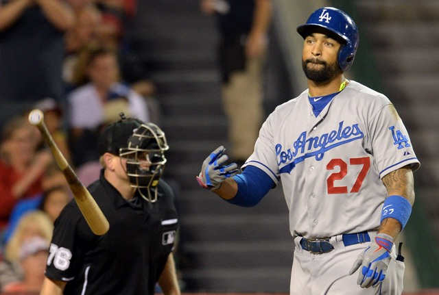 Matt Kemp, your 2013 Most Valueless Dog
