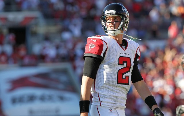 Matt Ryan has been the king of inconsistency of late. (USP)