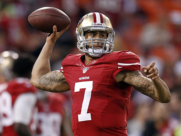 More Kaepernick, please (USP)
