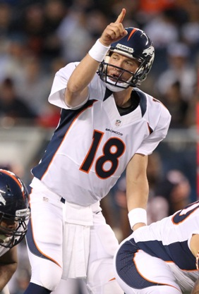 Only one expert is on board with a full Peyton revival. (USP)