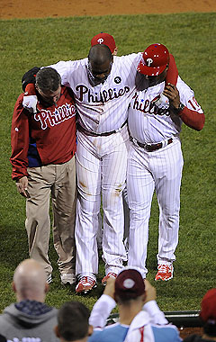 Ryan Howard (US Presswire)