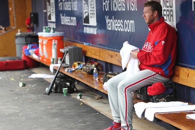 Signs point to a long, lonely year for Halladay owners. (USAT)