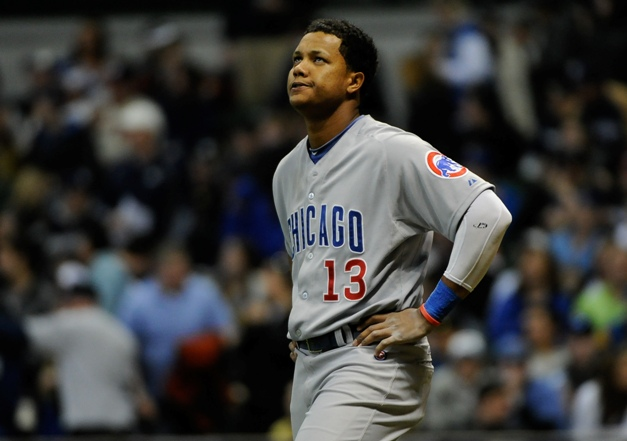 Starlin has starved his owners for much of the season (USAT)