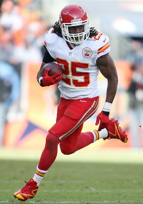 Under Reid, the JC of KC could crack the RB top-5 (USAT)