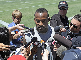 Willis McGahee, not dead yet (USP)