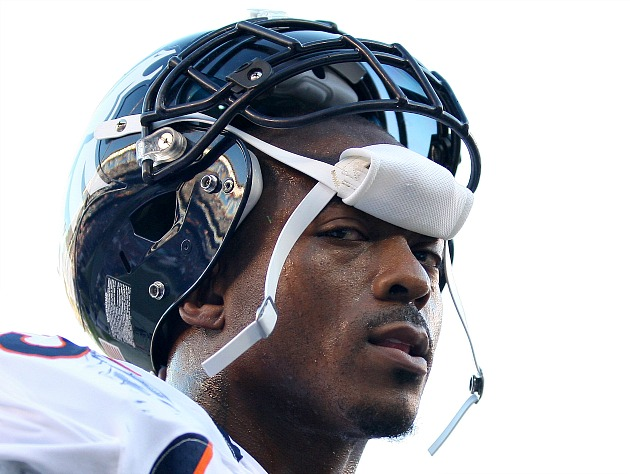 Willis McGahee, back in the game (USAT Images)