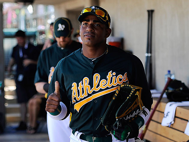 Yoenis Cespedes (Getty Images)