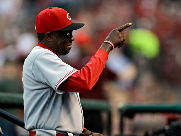 Dusty Baker's point and click (USAT)