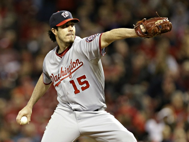 Hard times for Haren (AP)