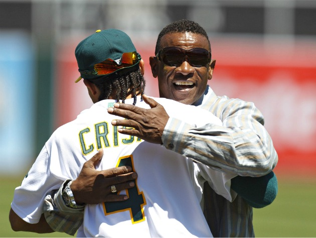 Hug It Out, Oakland (US Presswire)