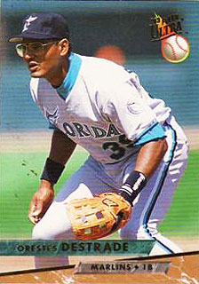 Orestes Destrade – 1993 Fleer Ultra