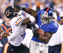 David Wilson should have Ahmad Bradshaw owners feeling uneasy (Getty)