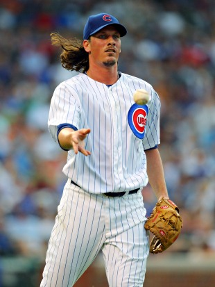 Samardzija singed again (USP)