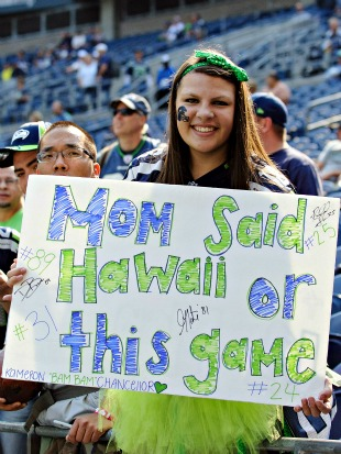 You're the best, Seattle (USAT)