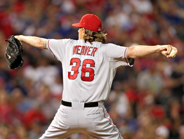 Do you trust Jered Weaver in Arlington? (USAT)