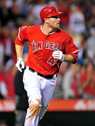Unstoppable Mark Trumbo (USP)