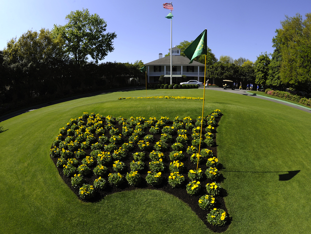 Augusta National Golf Club / Getty Images