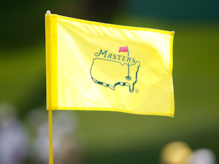 Masters flag/ Getty Images
