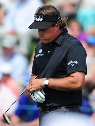 Phil Mickelson / Getty Images