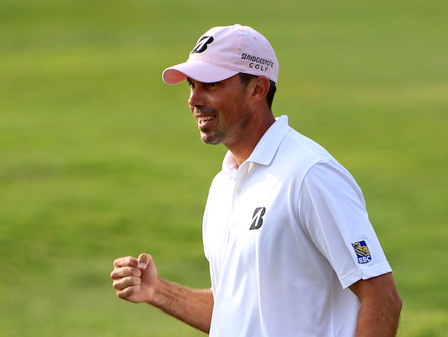 Matt Kuchar / Getty Images