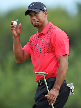 Tiger Woods / Getty Images