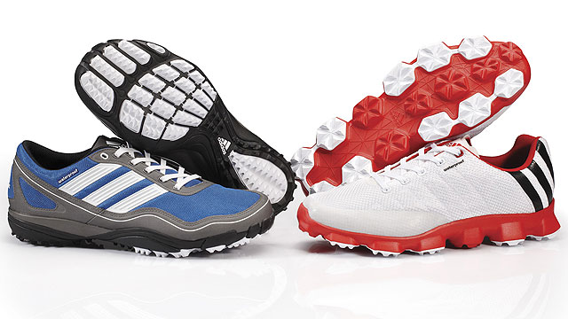 Adidas Puremotion (left) and Crossflex (right). — adidas
