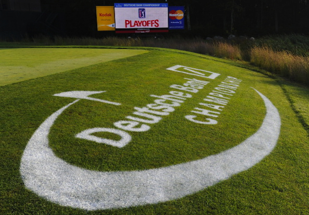 The Deutsche Bank Championship is one of two PGA Tour events that ends on a Monday. — PGA Tour