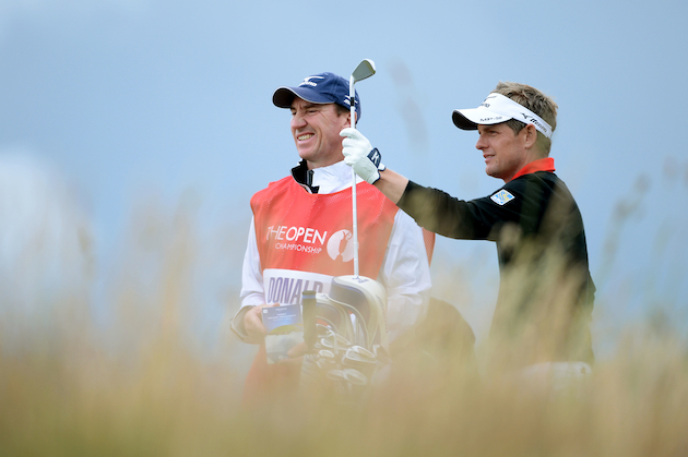 Luke Donald / Getty Images