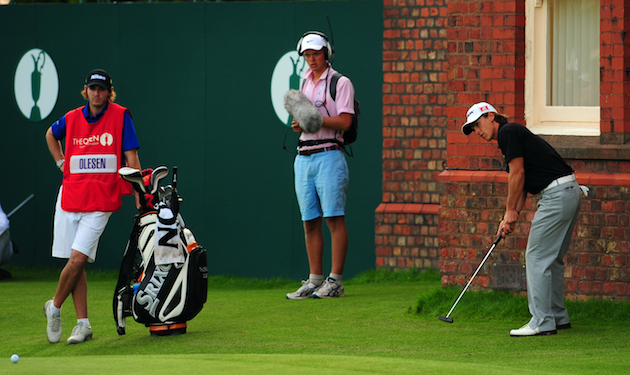 Thorbjorn Olesen / Getty Images