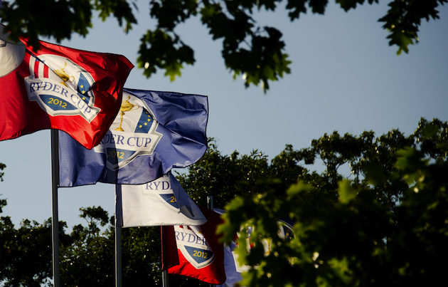 The Ryder Cup is almost here! — AFP