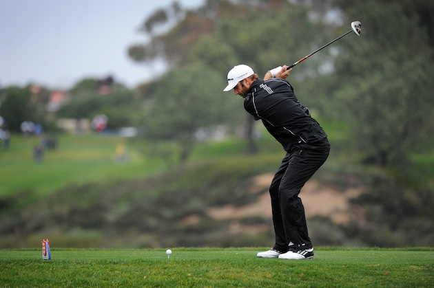 Dustin Johnson — Getty Images