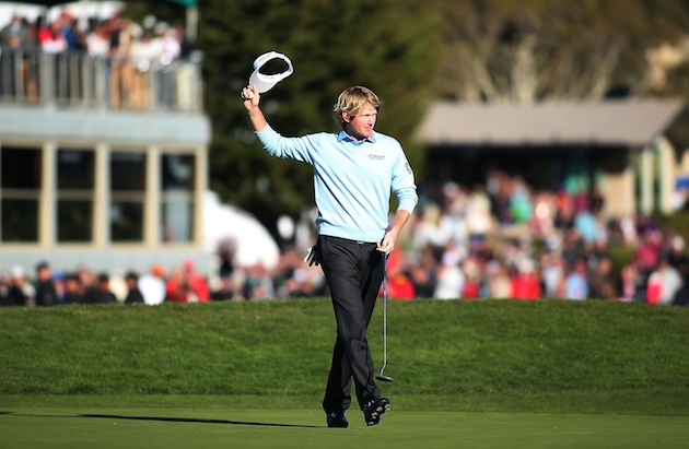 Brandt Snedeker — Getty Images