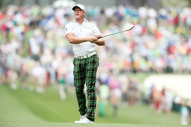 Jamie Donaldson — Getty Images