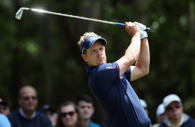 Luke Donald — Getty Images