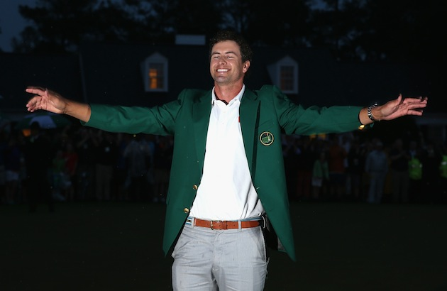 Adam Scott — Getty Images