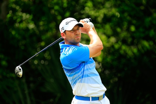 Sergio Garcia — Getty Images
