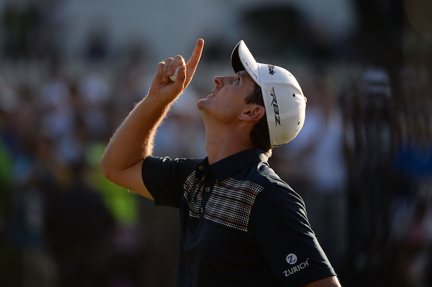 Justin Rose — Getty Images
