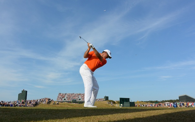 Lee Westwood — Getty Images