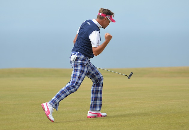 Ian Poulter — Getty Images
