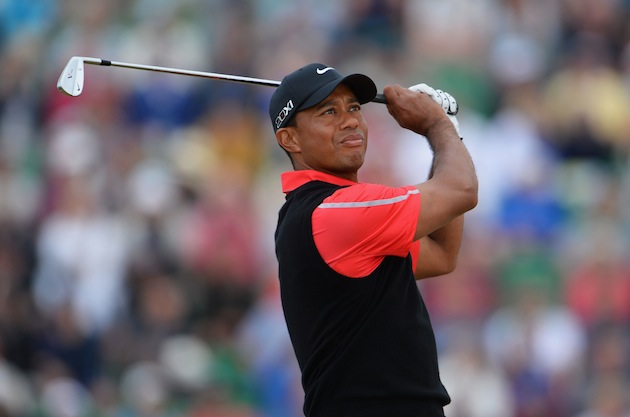 Tiger Woods — Getty Images