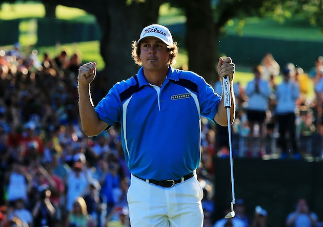 Jason Dufner — Getty Images