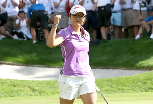 Lydia Ko — Getty Images