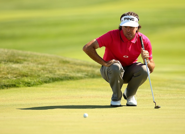 Bubba Watson — Getty Images