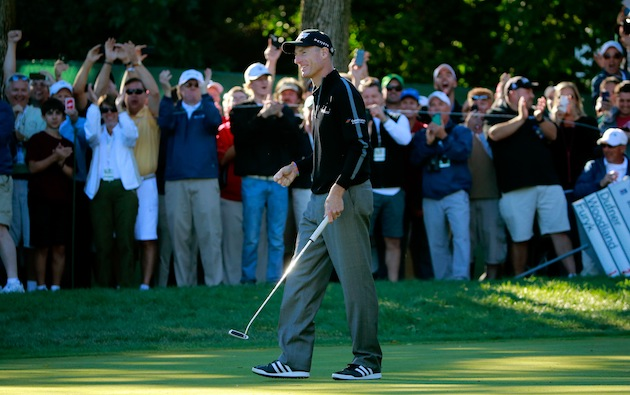 Jim Furyk — Getty Images