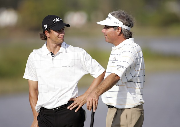 Adam Scott, Fred Couples — Getty Images